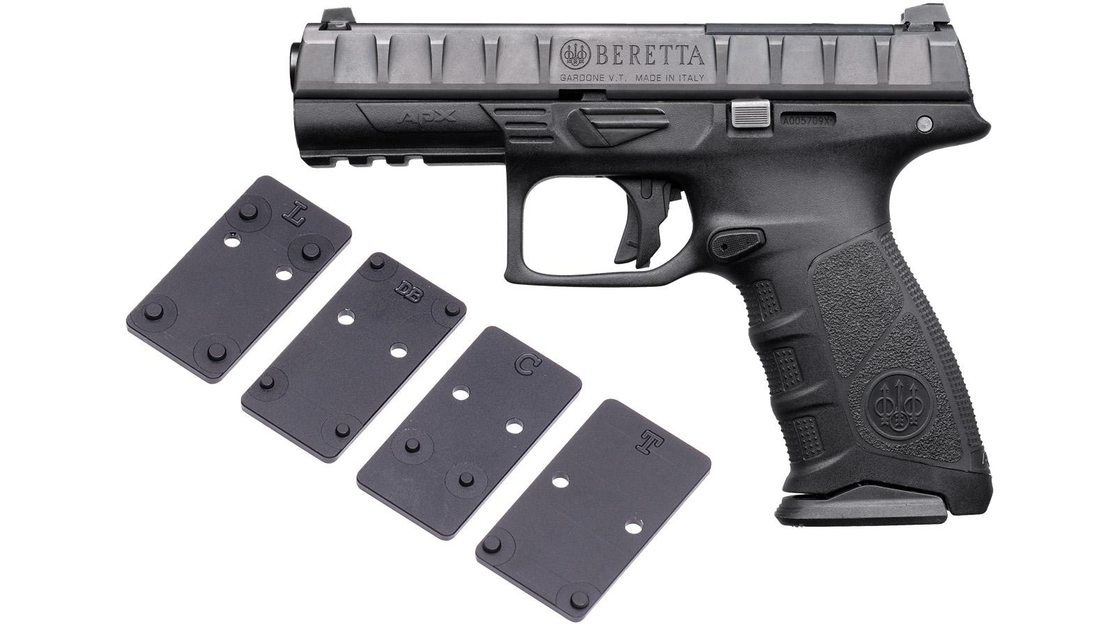 Beretta Usa Jax42170 Apx Rdo Single/Double 40 Smith & Wesson (S & W) 4.25