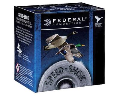 Federal WF1423 Speed-Shok 12 Gauge 3
