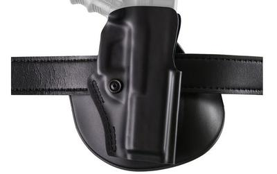 Safariland 5198750411 5198 Paddle Holster  Sig P250 Compact SafariLaminate Black