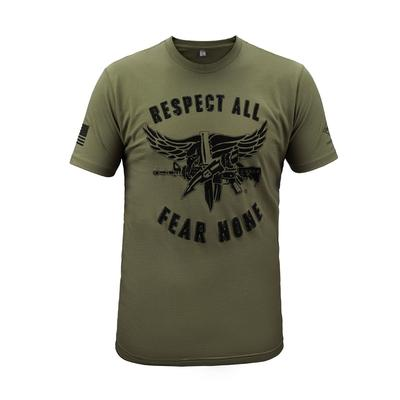 SWAT Operator T-Shirt / Respect All / Fear None