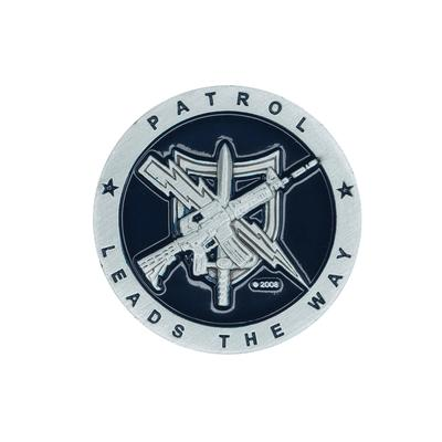 Tactical Patrol Officer Coin