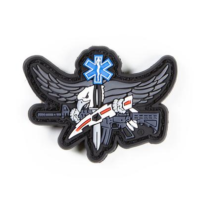 SWAT MEDIC PVC PATCH