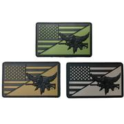 Swat Operator Flag Patch