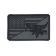 SWAT Operator Flag Patch GRAY