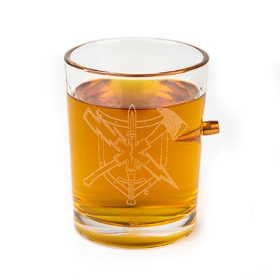 RESCUE TASK FORCE WHISKEY GLASS