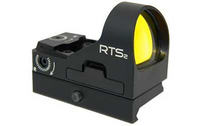 C-MORE RTS RED DOT 6 MOA BLK