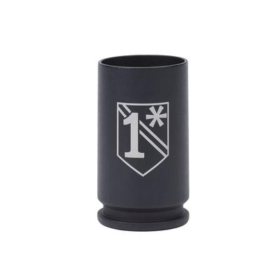 1 ASTERISK SHOT GLASS