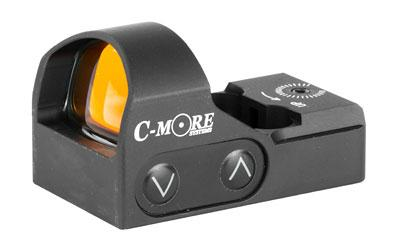 C-MORE STS RED DOT 6MOA BLK