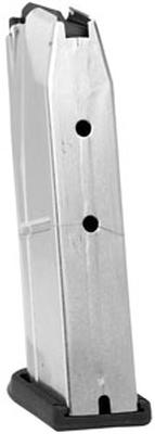 FN 47009 FNP-9M 9mm 10 rd Polished Stainless Steel Finish