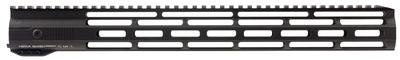 Hera 110519 IRS AR15 Rifle Aluminum Handguard with M-Lok Black Hard Coat Anodized 16.5