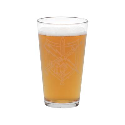 Tactical Patrol Officer Pint Glass