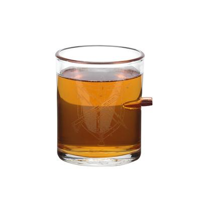 Tactical Patrol Officer Whiskey Glass