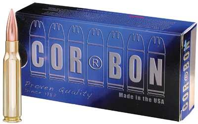 CORBON PM 308WIN 185GR SUBSONIC 20/