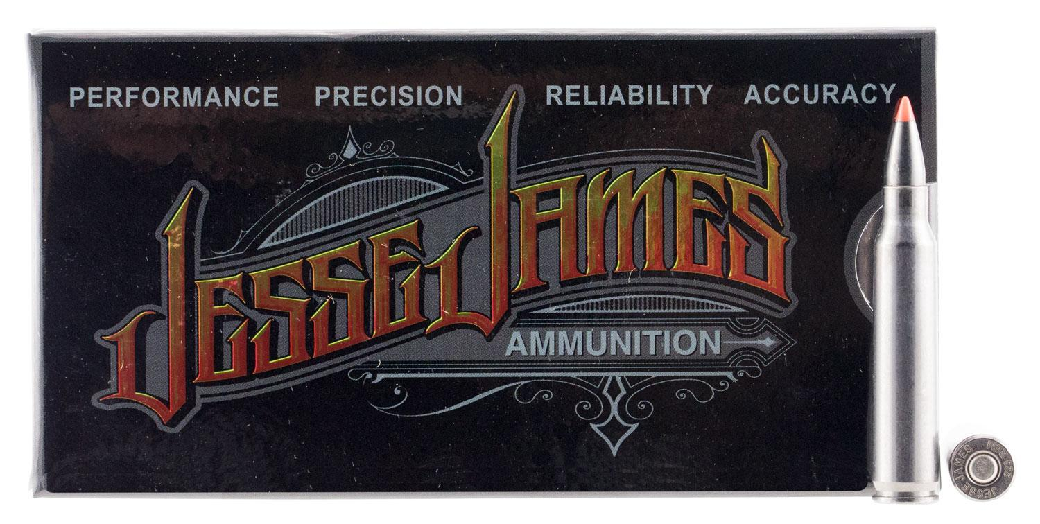 Ammo Inc 223055vmxjj Jesse James 223 Remington/5.56 Nato 60 Gr V- Max 50 Bx/20 Cs
