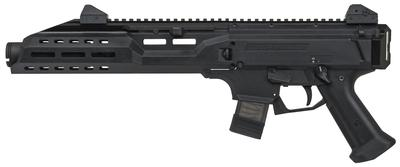 CZ 01353 Scorpion EVO 3 S1 with Flash Can AR Pistol Semi-Automatic 9mm 7.72
