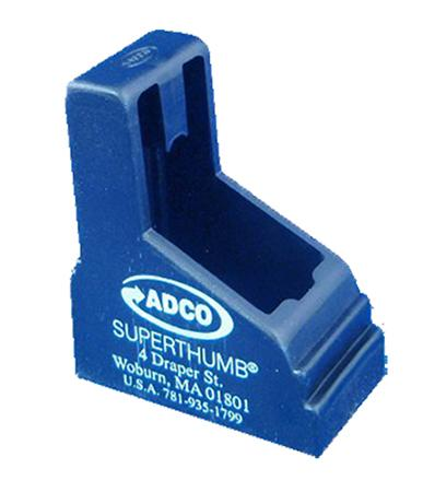Adco St1 Super Thumb Most Double Stack 9mm/40 Smith & Wesson (S & W) Mag Loader Polymer