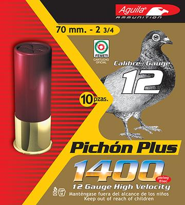 Aguila 1CHB1296 Competition Pigeon Plus 12 Gauge 2.75