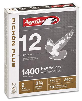 Aguila 1CHB1297 Competition Pigeon Plus 12 Gauge 2.75