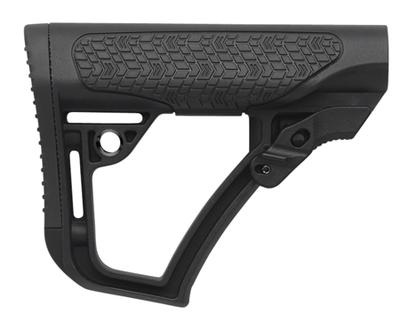 DD COLLAPSIBLE MIL-SPEC STOCK BLK
