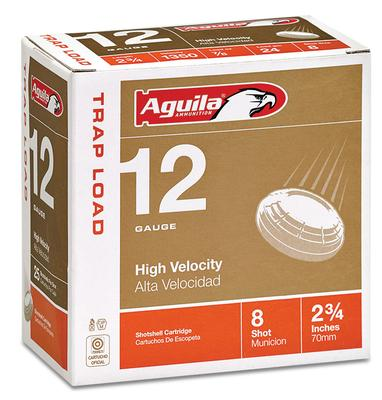 Aguila 1CHB1252 Competition Trap 12 Gauge 2.75
