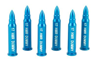 Azoom 12202 22 Rimfire Proving Training Rounds Snap Caps 17 HMR/22 WMR 6PK