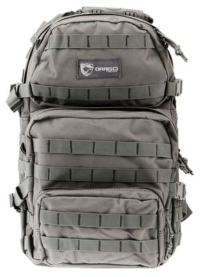 DRAGO GEAR ASSAULT BACKPACK GRY
