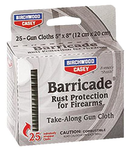Birchwood Casey 33025 Barricade Take Along Wipes Gun 5