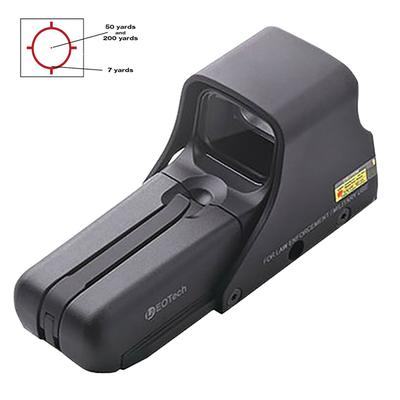 EOTECH 552 68 MOA RING/MOA DOT BLK