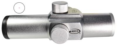ADCO A1B Alpha 1x Unlimited Eye Relief 3 MOA Black