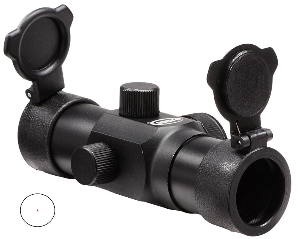 Adco A30b Alpha 1x Unlimited Eye Relief 3 Moa Black