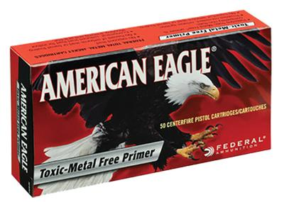 FED AM EAGLE 9MM 115GR FMJ 50/1000