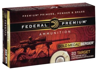 FED GOLD MDL 6.5CREED 130GR BERG 20