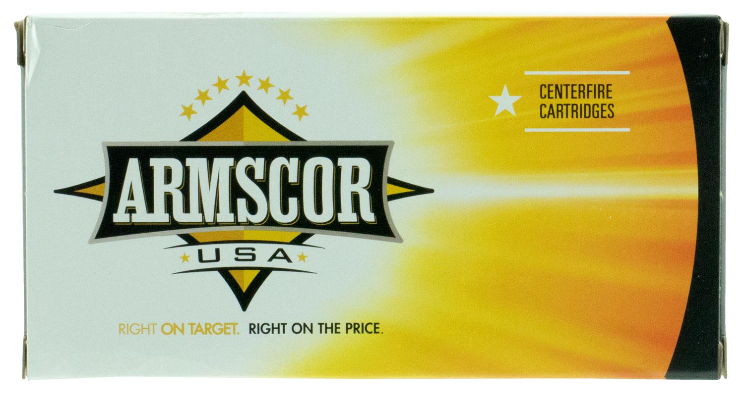Armscor Fac4570300gr 45- 70 Government 300 Gr Jacketed Hollow Point 20 Bx/10 Cs