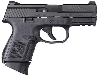 FN FNS-9C 9MM 2-12RD 1-17RD BLK