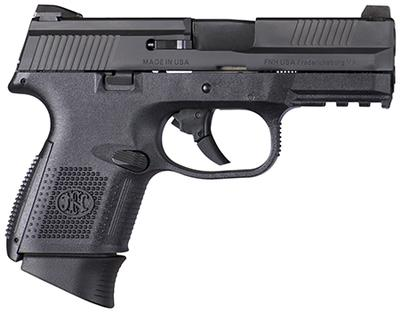 FN FNS-9C 9MM 2-12RD 1-17RD BLK NS