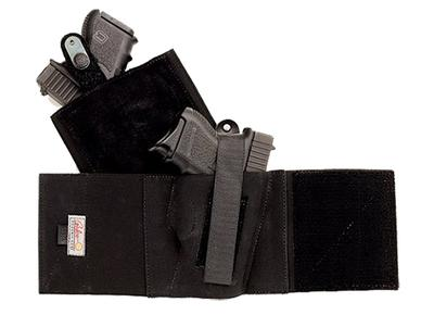GALCO COP ANKLE BAND RH BLK MED