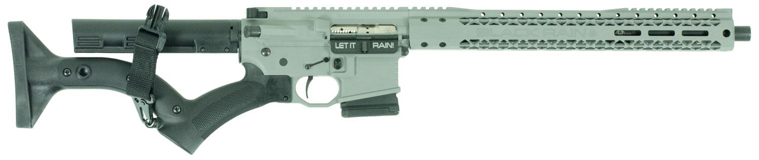 Black Rain Broscoutsgn Recon Bro Scout * Ny Compliant * Semi- Automatic 223 Remington/5.56 Nato 16