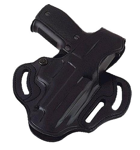 Galco Cts212b Cop 3 Slot 212b Fits Belts Up To 1.75