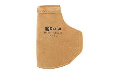 GALCO STOW-N-GO FOR GLK 26/27 RH NAT