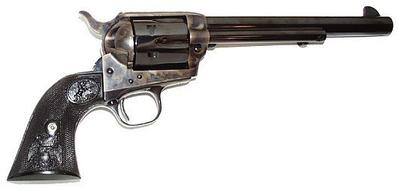 Colt Mfg P1670 Single Action Army Peacemaker Single 357 Magnum 7.5