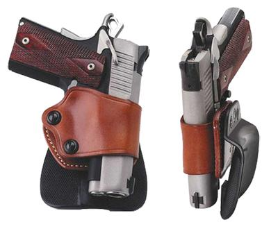 GALCO YAQUI PDL FOR GLK/SIG 9/40 BLK