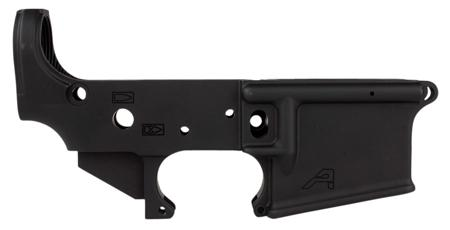 Aero Precision Apar501101 Lower Ar- 15 Ar Platform Multi- Caliber Black Hardcoat Anodized