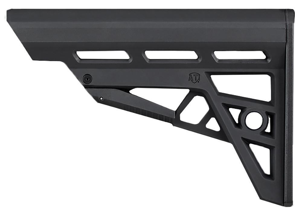 Advanced Technology B2102212 Ar- 15 Tactlite Polymer Black 6 Pos Collapsing