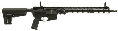 Adams Arms FGAA00239 P2 Rifle Semi-Automatic 223 Remington/5.56 NATO 16
