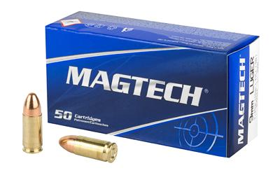 Magtech 9A Sport Shooting 9mm Luger 115 GR Full Metal Jacket 50 Bx/ 20 Cs